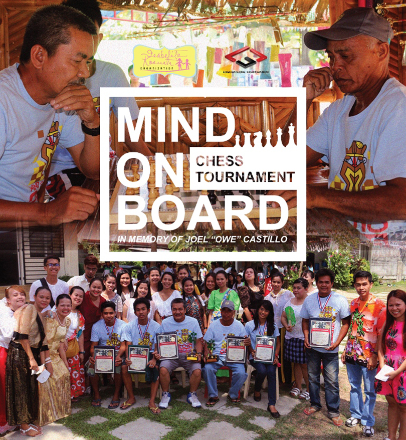 Mind on Board 2015 Chess Tournament.
