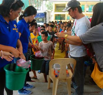 Habagat Relief Campaign.
