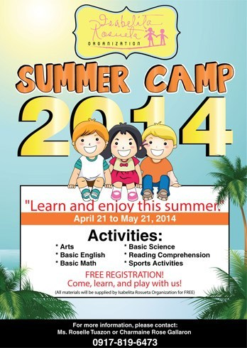 IROG Summer Camp 2014